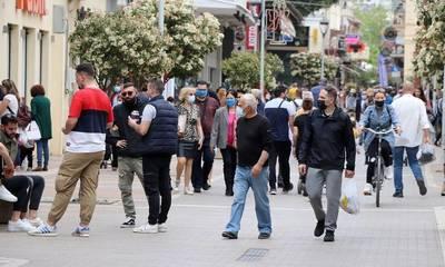 Δείτε τι συνέβη σήμερα με τα νέα κρούσματα στην Πελοπόννησο!