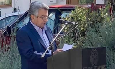 77 χρόνια από το Ολοκαύτωμα της μαρτυρικής Ζούπενας, στη Λακωνία