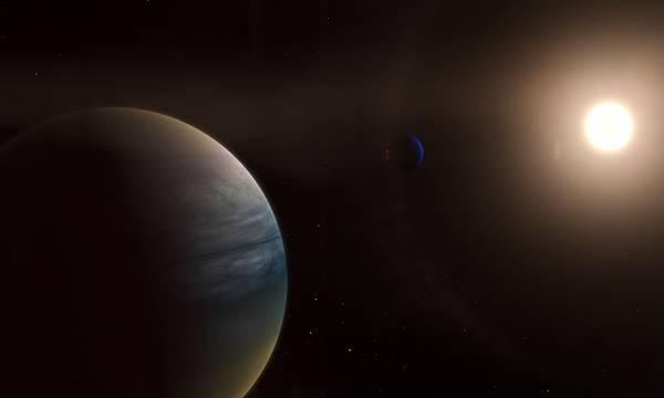 Σπάνιο πλανητικό σύστημα ανακαλύφθηκε από ερασιτέχνες αστρονόμους