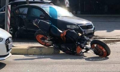 Θανατηφόρο τροχαίο στο Λουτράκι – Νεκρός 19χρονος μοτοσικλετιστής