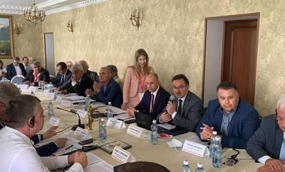 Η Καλαμάτα στη Συνδιάσκεψη Πόλεων Αρχαίας Κληρονομιάς στην Ανάπα της Ρωσίας