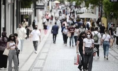 Κορονοϊός: 835 νέα κρούσματα, 343 διασωληνωμένοι, 22 θάνατοι