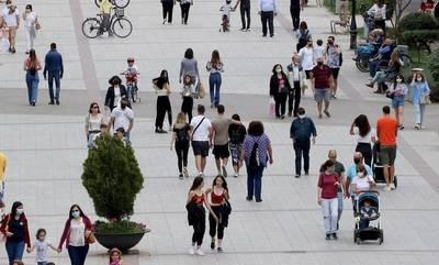 Πελοπόννησος: Πού εντοπίζονται τα 52 νέα κρούσματα κορονοϊού