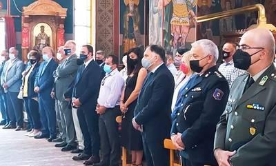 Εκδήλωση μνήμης και τιμής για το Ολοκαύτωμα στη Ζούπενα του Δήμου Σπάρτης
