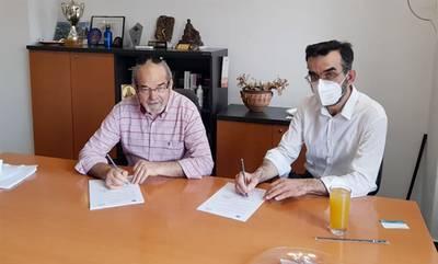ΔΕΥΑΣ: Υπογραφή σύμβασης έργου, ύψους 913.000 €