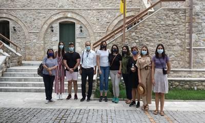 Μυστράς: Το Ινστιτούτο Έρευνας Βυζαντινού Πολιτισμού είχε … επισκέψεις