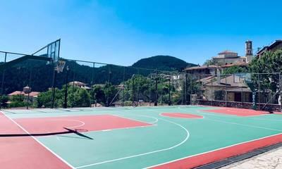 Νέο γήπεδο μπάσκετ για το Βαλτεσινίκο