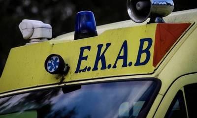 Θανατηφόρο τροχαίο στον Σολομό Κορινθίας - Νεκρός επαγγελματίας αυτοκινητιστής (video)