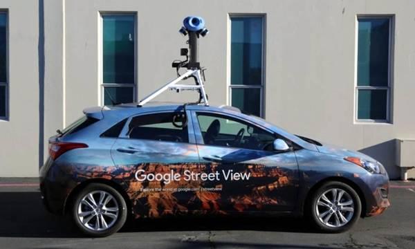 Έρχεται πάλι! To Google Street View ξανά στους δρόμους της Ελλάδας!