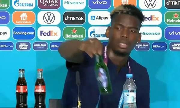 Euro 2020: Ο Πογκμπά... μιμήθηκε τον Ρονάλντο (video)