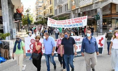 Πάτρα: Η Δημοτική Αρχή μαζί με τους εργαζόμενους στη σημερινή απεργία και συγκέντρωση