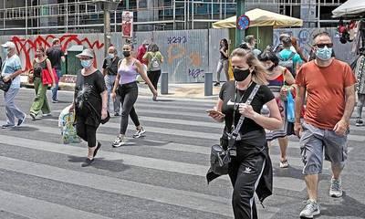 Κορονοϊός: 549 νέα κρούσματα και 13 θάνατοι το τελευταίο 24ωρο