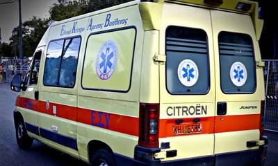 Αστυνομικός έσωσε τη ζωή οδηγού στην Κόρινθο - Έπαθε κρίση επιληψίας ενώ οδηγούσε (video)