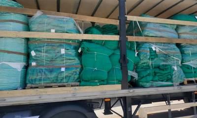 Βρέθηκαν 65 κιλά κάνναβης σε ασυνόδευτο όχημα στο λιμάνι της Πάτρας - Συνελήφθη 62χρονος (video)