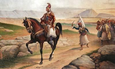 19 Ιουνίου 1827: Ο Κολοκοτρώνης απειλεί με θάνατο όσους προσκυνούν τον Ιμπραήμ