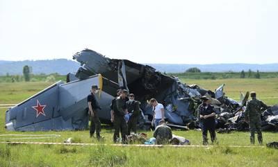 Ρωσία: Τουλάχιστον 9 νεκροί μετά τη συντριβή δικινητήριου αεροσκάφους στη Σιβηρία