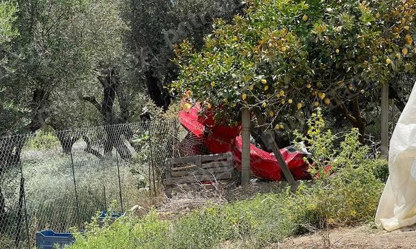 Πτώση αεροσκάφους στην Ηλεία: Αυτά είναι τα θύματα του δυστυχήματος