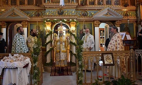 Πώς γιορτάστηκε η Πεντηκοστή στη Μάνη