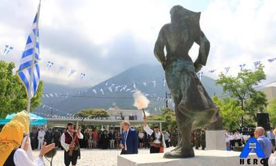 Ο Δήμος Ανατ. Μάνης και η ΙΜ Μάνης τιμούν τα 200 χρόνια από την Ελληνική Επανάσταση