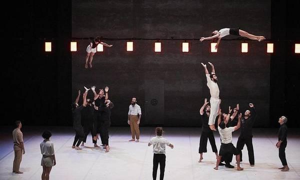 «Σαϊνοπούλειον Αμφιθέατρον»: Με ηλεκτρονικό εισιτήριο η χορευτική παράσταση «Möbius» στις 19/7