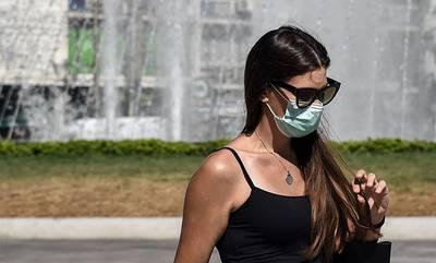 Ανάσα! Από αύριο δεν είναι υποχρεωτικές οι μάσκες σε εξωτερικούς χώρους