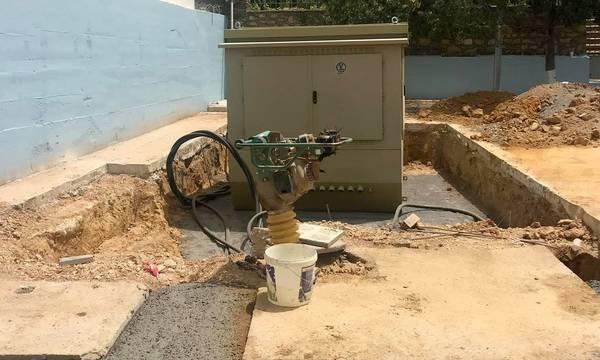 Δήμος Πύλου-Νέστορος: Με ταχείς ρυθμούς υλοποιούνται οι εργασίες υπογειοποίησης των καλωδίων της ΔΕΗ