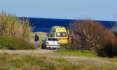 Κόρινθος: Ξεβράστηκε πτώμα άνδρα σε παραλία