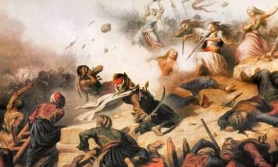 25 Ιουνίου 1826: Η αποτυχημένη εκστρατεία του Ιμπραήμ εναντίον της Μάνης