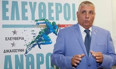 Δείτε τους υποψήφιους του Γιώργου Τράγκα σε Αχαϊα, Λακωνία και Μεσσηνία στην τελετή εγκαινίων