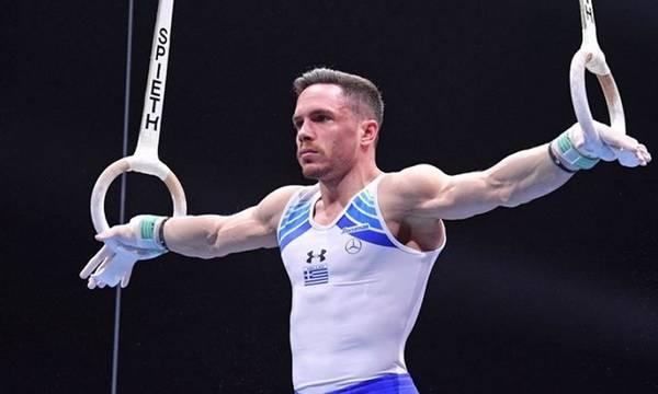 Άθλημά του οι κρίκοι. Μέταλλό του ο χρυσός. Στους Ολυμπιακούς ο Πετρούνιας