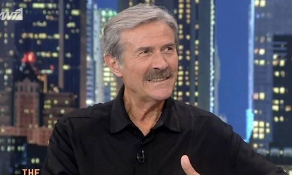 Τάκης Χρυσικάκος: Στο νοσοκομείο με κορονοϊό ο μανιάτης ηθοποιός