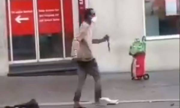 Γερμανία: Τουλάχιστον τρεις νεκροί και έξι τραυματίες από επίθεση με μαχαίρι στο Βίρτσμπουργκ