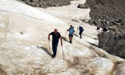 Ευκλής: Ανάβαση στην Δρακόλιμνη Τύμφης και στην κορυφή Γκαμήλα (2497 μ.).