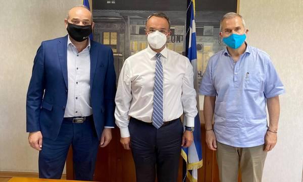 Σταϊκούρας: Άμεση λύση, με νομοθετική ρύθμιση, στο πρόβλημα σε Αφανιά – Κρεβατά της Σκάλας Λακωνίας