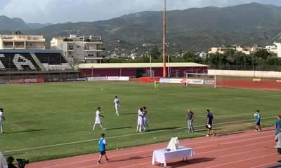 Football League: Φιέστα με νίκη για τη «Μαύρη Θύελλα» – Υποβιβάζεται ο Αστέρας Βλαχιώτη (video)