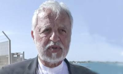 Aυτός είναι ο Έλληνας ιερέας των ΗΠΑ - προσωπικός φίλος του Τζο Μπάιντεν