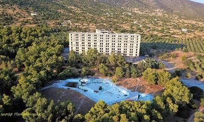 Σαλάντι Αργολίδας: Το πρώτο ξενοδοχείο για γυμνιστές στην Ελλάδα και η ιστορία του