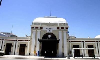 30 Ιουνίου 1884: Εγκαινιάζεται ο σταθμός Πελοποννήσου του ΟΣΕ