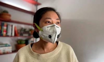 Πρωτοποριακή μάσκα κάνει ακριβή διάγνωση για μόλυνση από κορονοϊό