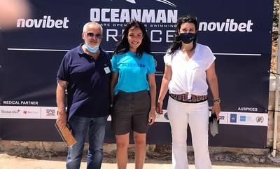 Ολοκληρώθηκε ο Διεθνής κολυμβητικός αγώνας «Oceanman», στο Λιμένι της Μάνης