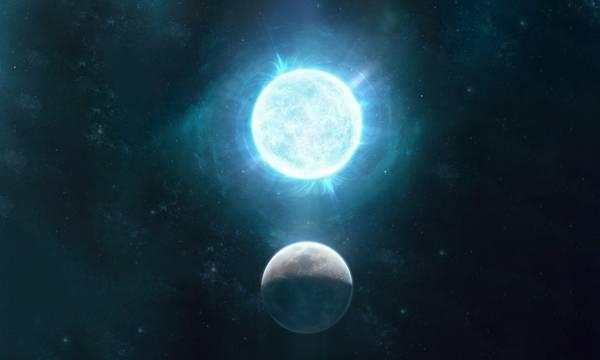 «Λευκός νάνος»: Ανακαλύφθηκε το μικρότερο άστρο στο σύμπαν