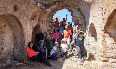 «Ταξίδι στα Κύθηρα», από την Καλαμάτα