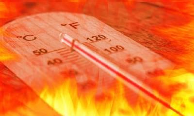 Καμίνι η Ελλάδα! Ξεπέρασε τους 43 ⁰C η θερμοκρασία έως τις 15:00 της Πέμπτης