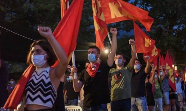ΚΝΕ Λακωνίας: Πάμε στο 30ο Αντιιμπεριαλιστικό Διήμερο στη Λέσβο!
