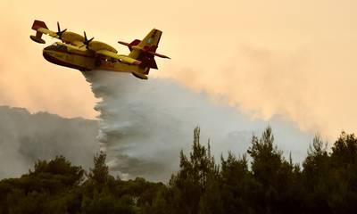 Προσοχή! Πολύ υψηλός κίνδυνος πυρκαγιάς -  Δείτε τις περιοχές