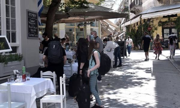 Κορονοϊός: Αυτά είναι τα μέτρα που θα ισχύσουν από Δευτέρα για καφέ, εστιατόρια, μπαρ, μετακινήσεις