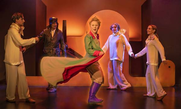 «Ο Μικρός Πρίγκιπας» του Αντουάν Ντε Σαιντ – Εξυπερύ, στο Σαϊνοπούλειο Αμφιθέατρο Σπάρτης