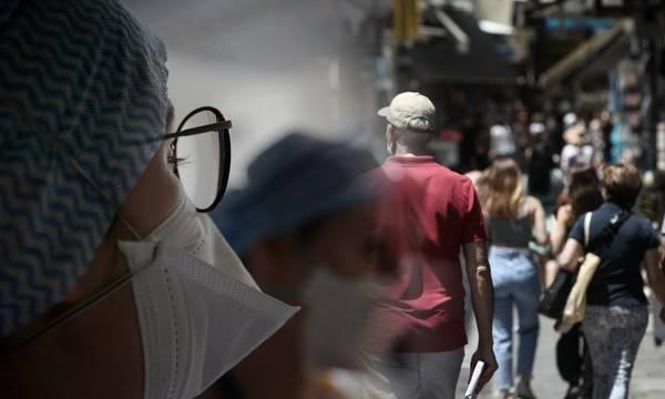 Κορονοϊός: 801 νέα κρούσματα, 173 διασωληνωμένοι, 6 θάνατοι