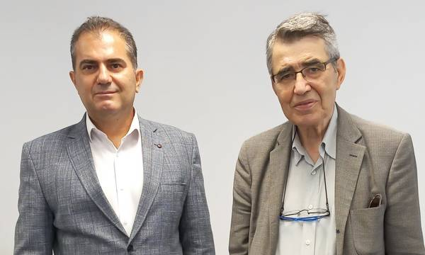 Συνεργασία Βασιλόπουλου με στελέχη της Επιτροπής «Ελλάδα 2021»
