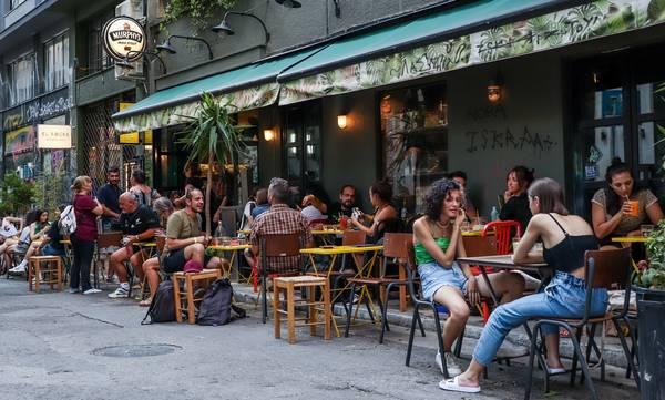 Χαρδαλιάς: Από τις 8 Ιουλίου μόνο καθήμενοι σε εστίαση, μπαρ και κλαμπ - Βαριά πρόστιμα